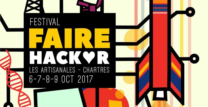 Festival Faire Hacker à Chartres