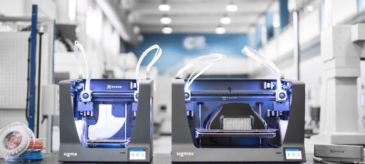photo imprimante 3D BCN3D Sigma Sigmax