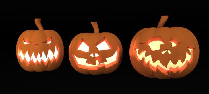 Imprimer Citrouille Halloween