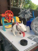 chien imprimé en 3D avec la MaxCore 300