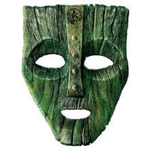 decoration Halloween impression 3D masque