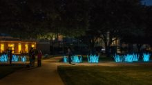 lumières imprimées en 3D