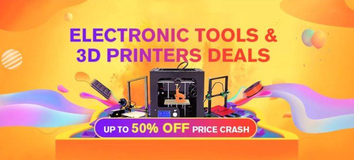 Bons plans de Noël pour acheter une imprimante 3D