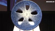 Michelin pneu 3D