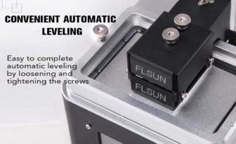 FLSun 3D Flsun S calibration automatique