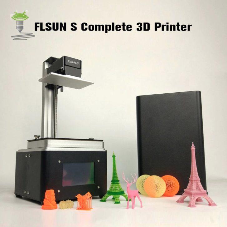 FLSun 3D Flsun S démo