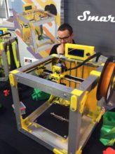 SmartCub3D à la MakerFaire
