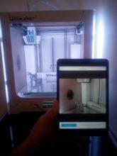 caméra tablette