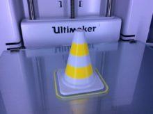 Impression 3D bicouleur
