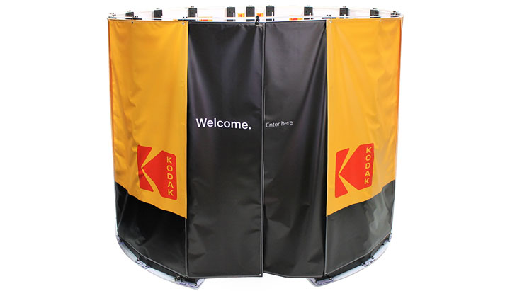 photo Kodak Full Body Scanner 3D