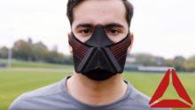 masque respiration Rebook impression 3D