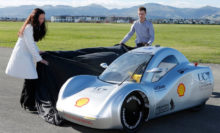 eco marathon shell