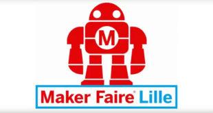 Maker Faire Lille 2018 MFL18 MakerFaire logo