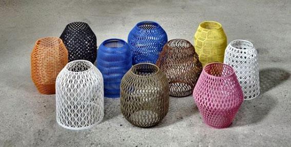 OWA Speaker enceinte connectee bluetooth recyclage imprimante 3D