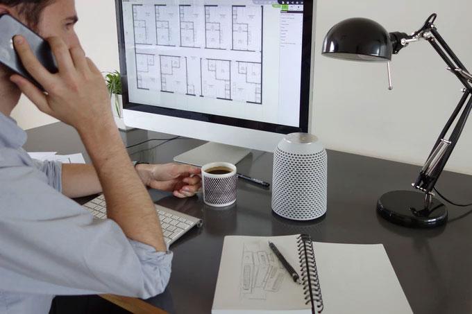 owa speaker une enceinte connect e et imprim e en france. Black Bedroom Furniture Sets. Home Design Ideas
