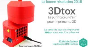 3D Modular System 3Dtox