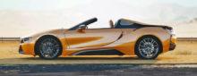 photo BMW i8 Roadster impression 3D