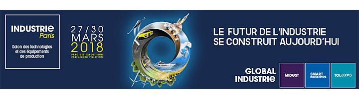 Salon professionnel industrie paris 2018 les imprimantes - Salon de l industrie paris ...