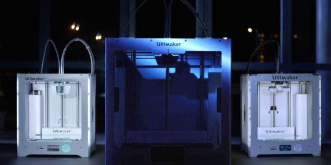Une nouvelle imprimante 3D Ultimaker ?
