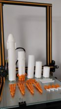 Test Creality CR-10 - Falcon_9