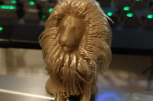 Test Creality CR-10 - Lion2