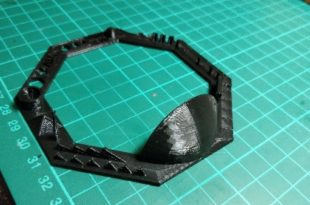 Test Impression 3D Creality CR-10 2