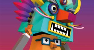 masque carnaval imprimante 3D Dagoma