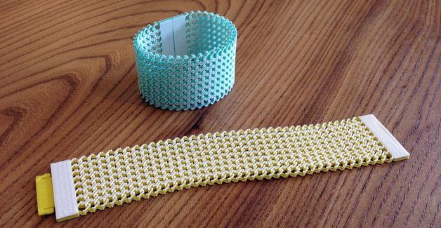 objet imprimer 3D fete des meres bracelet