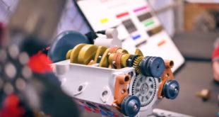 moteur imprimé en 3D