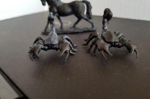 scorpion imprimé en 3D