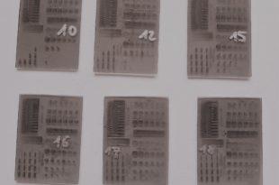 test résine SLA Anycubic Photon