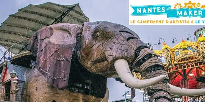 Résumé du Nantes Maker Campus 2018