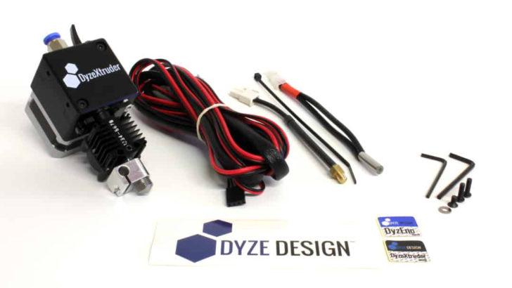 DyzEND-X + DyzeXtruder