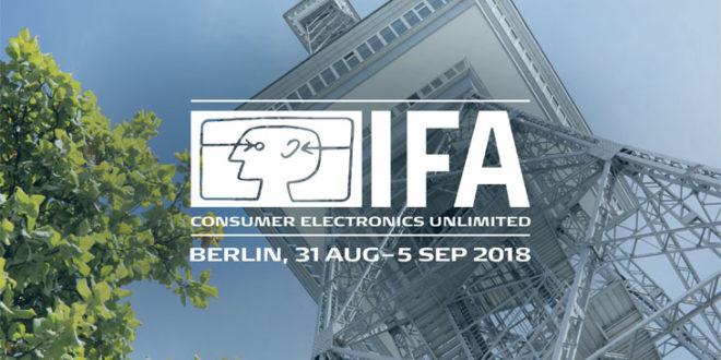 Retour sur le salon IFA 2018