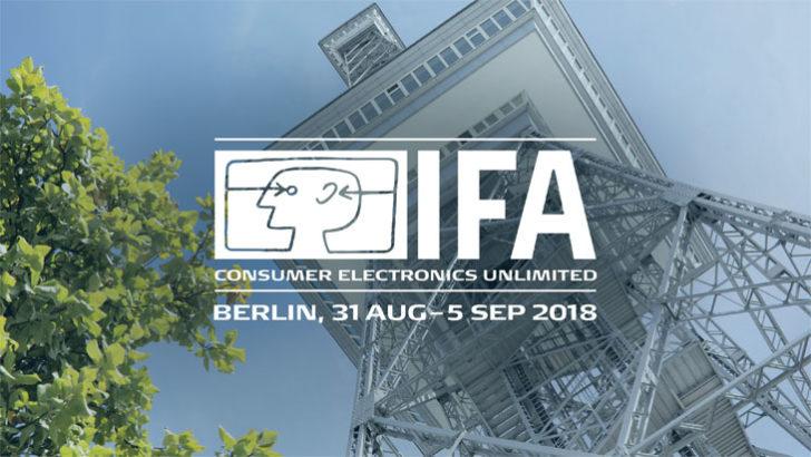 salon IFA 2018