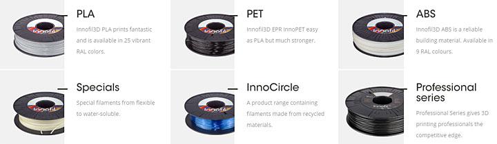 filament innofil3d