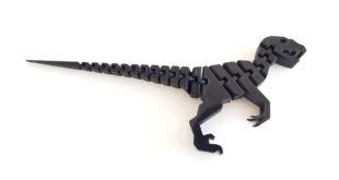 Alfawise U20 dinosaure imprimé en 3D 1