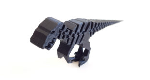 Alfawise U20 dinosaure imprimé en 3D 4