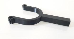 Alfawise U20 lance pierre imprimé en 3D2