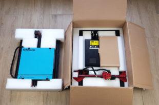 Test Imprimante 3D Alfawise U20 Unboxing 002