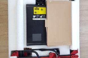 Test Imprimante 3D Alfawise U20 Unboxing 003