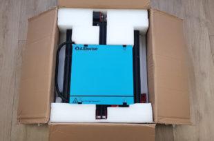 Test Imprimante 3D Alfawise U20 Unboxing 007