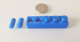 Test impression 3D Alfawise U20 bench 002