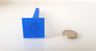 Test impression 3D Alfawise U20 bench 011
