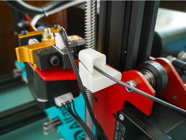 guide filament imprimante 3D alfawise u20