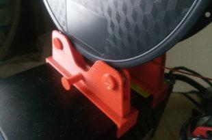 support de bobine imprimante 3D alfawise u20