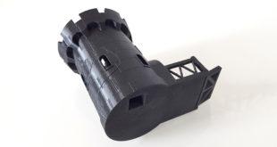 tour imprimée en 3D U20 4