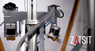 imprimante 3D delta zatsit