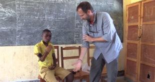 3D prothese bras rwanda