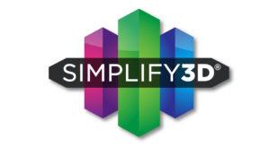Simplify3D logo logiciel Simplify 3D